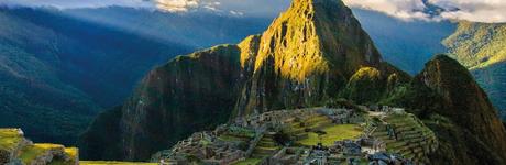 Venha conhecer Machu Picchu!