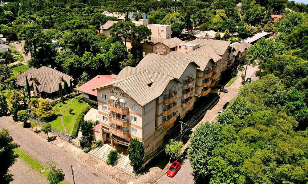 SKY VILLE CANELA HOTEL