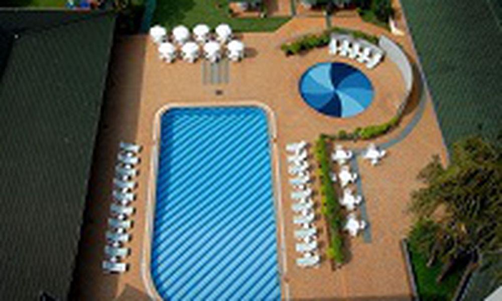 Hotel golden park international foz