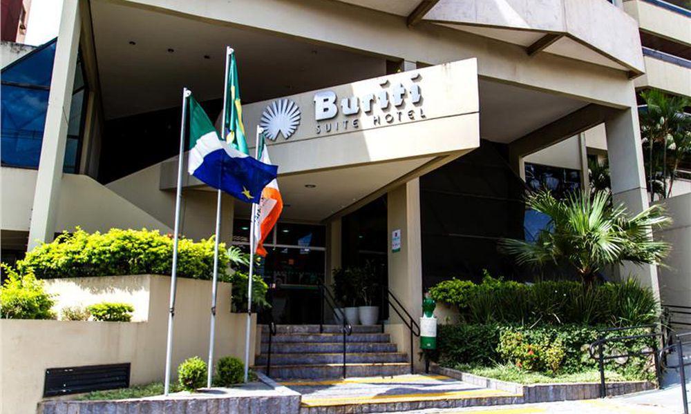Harbor self buriti suítes hotel