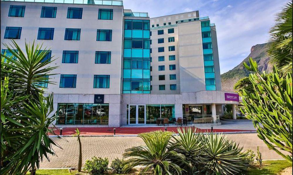 Hotel mercure barra da tijuca