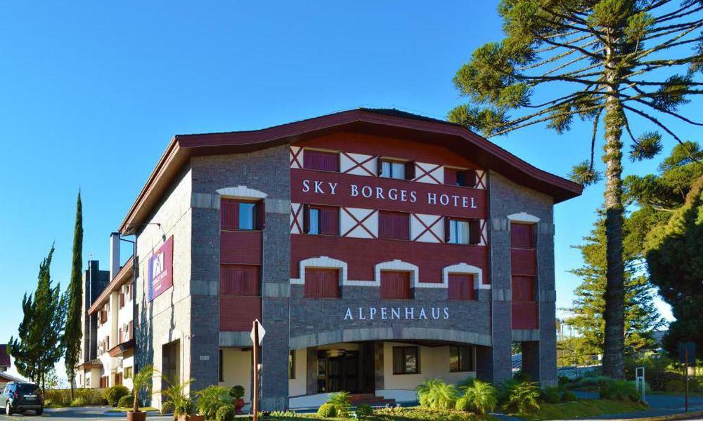Sky Borges Hotel Alpenhaus