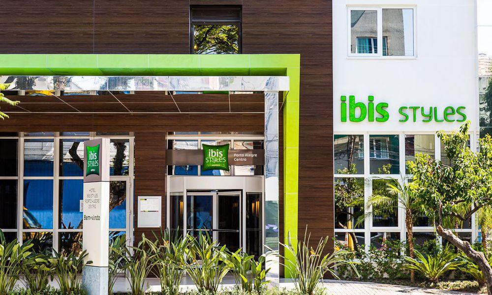 Hotel Ibis Styles Porto Alegre