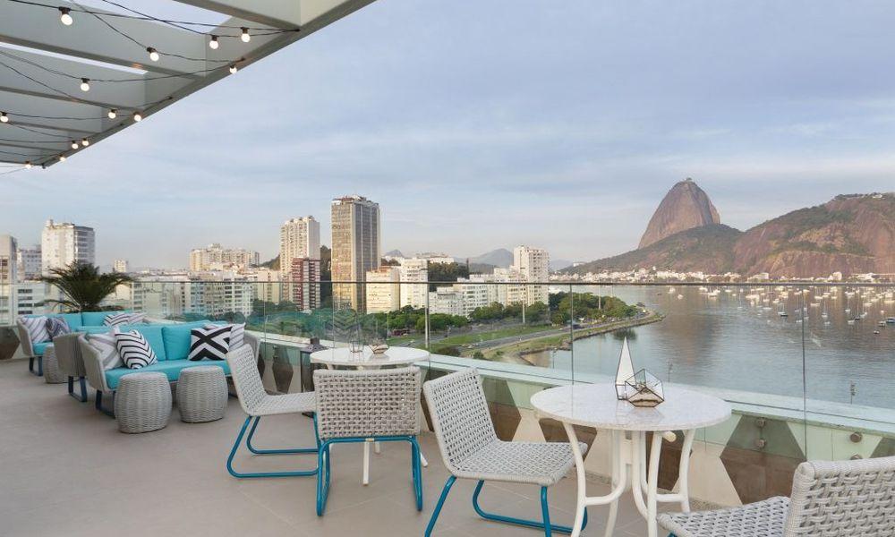 Hotel Yoo2 Rio De Janeiro By Intercity
