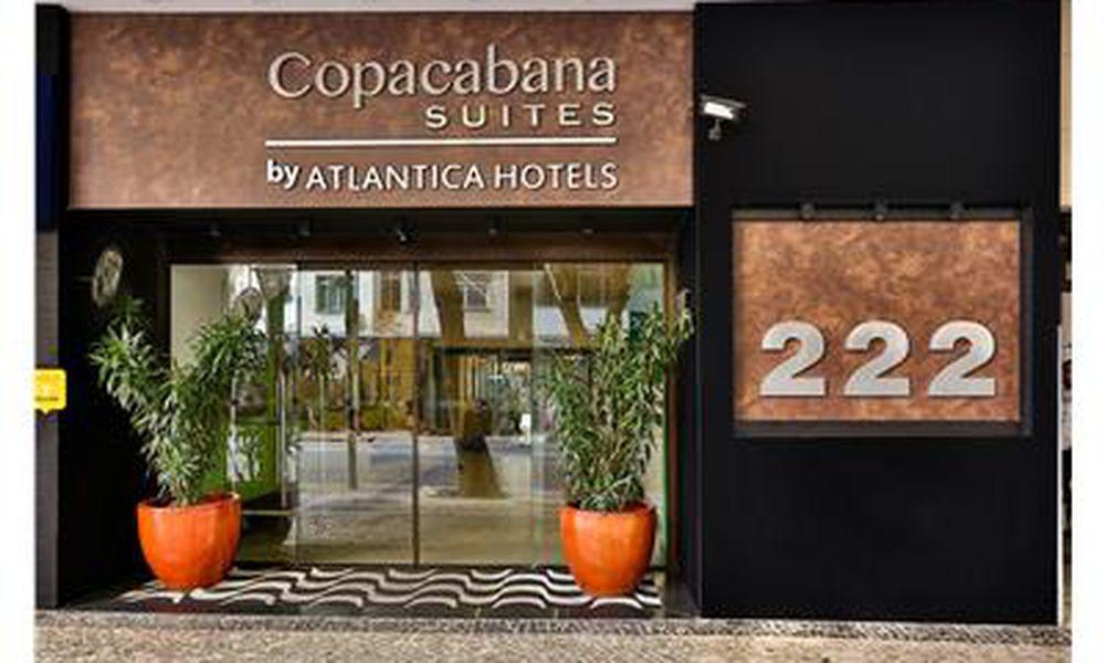 Copacabana suites - rede atlantica